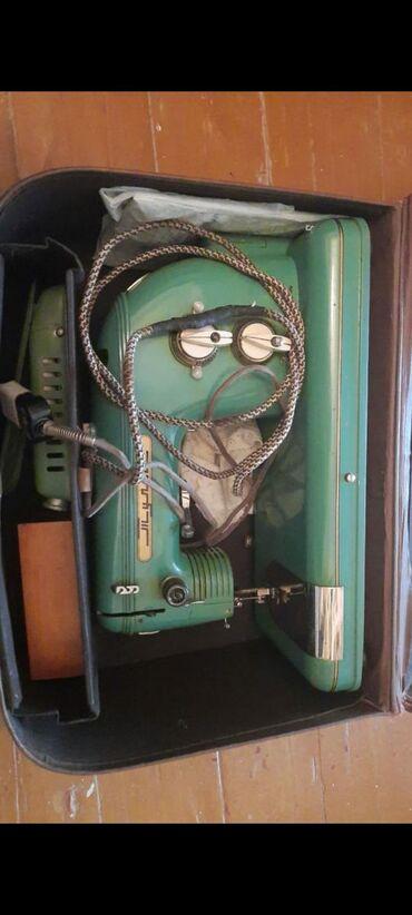 1960 cu ilin Tula elektrik tikis masini