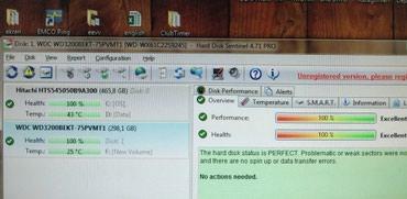 Bakı şəhərində Hard disk ( hdd) 160gb. 2. 5 notbuk ucun ,ps3 ucun gedir. 100% isliyir