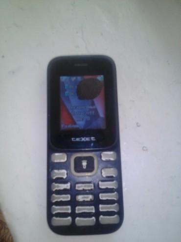 Texet в Кыргызстан: Простой телефон. Есть вмятина в дисплее. рабочий