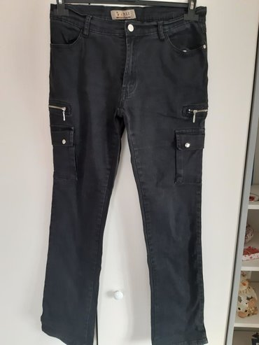 Crne zenske pantalone Broj 32