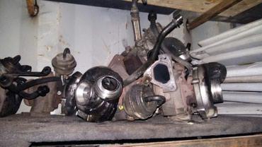 мотор 2 7 cdi mercedes в Кыргызстан: Турбина cdi, сди 210, 211, 202, 203. 2,2 2,7