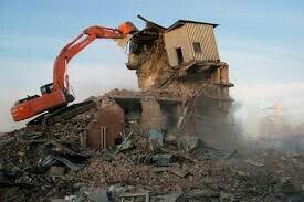 Демонтаж старых зданий. в Бишкек