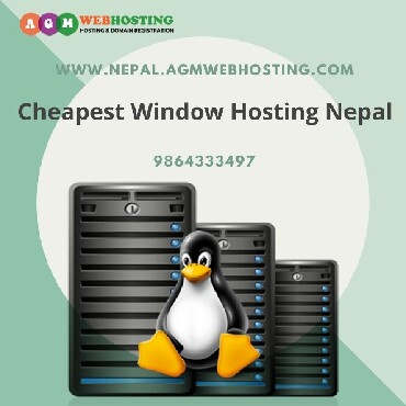 Are you searching for Cheapest Window Hosting Nepal? AGM Web Hosting in Kathmandu