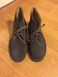 Clarks original suede desert boots . Size UK 6 . New σε Rest of Attica