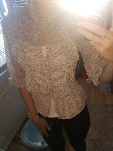 Košulje i bluze | Pozarevac: Prelepa bluza kao nova!  Velicina S