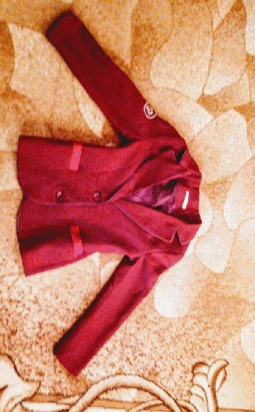 Пиджак школьный - Кыргызстан: Школьный пиджак на девочку на 8-12 лет цена 400 сомов. Одивали пару