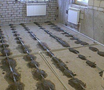 Стяжка пола стяжка в Бишкек