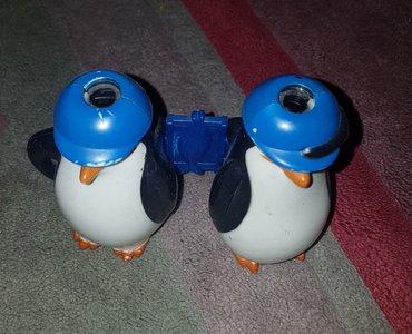 dvogled za decu pingvin za McDonald's - Beograd