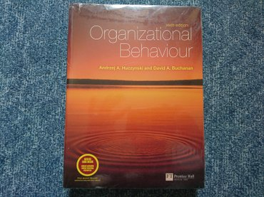 Naslov: organizational behaviour : an introductory text - Belgrade