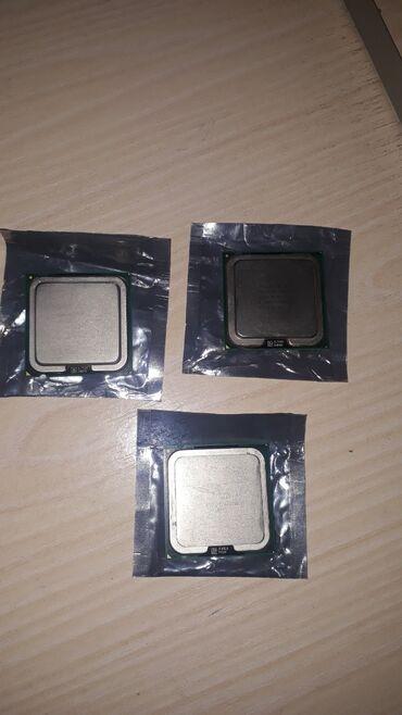 Продам двухъядерный процессор 775 3шт