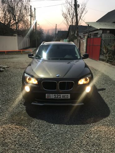 bmw x1 xdrive23d mt в Кыргызстан: BMW X1 2 л. 2011 | 102000 км
