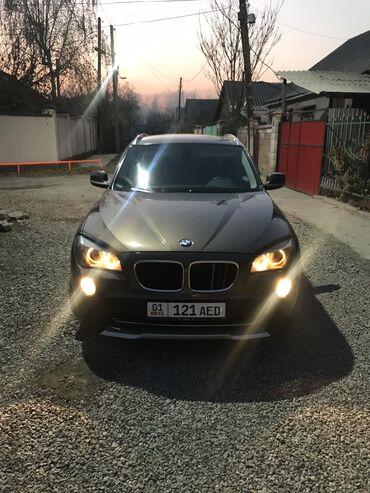 bmw x1 sdrive16d mt в Кыргызстан: BMW X1 2 л. 2011 | 102000 км