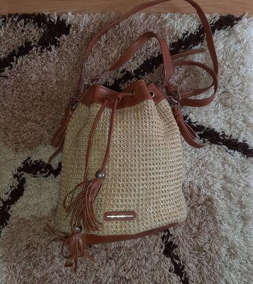 Torba - Srbija: Orsay torbica je u super stanju. Dimenzije: 32×33cm
