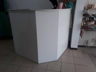 Оборудование для бизнеса в Лебединовка: Продаётся касса ресепшн в отличном состоянии