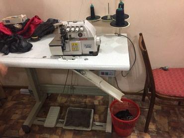 Продаю Оверлок 5ти нитка фирмы Juita JT766 5F Состояние отличное.  в Бишкек
