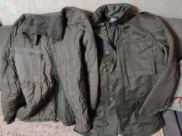 Другая мужская одежда в Бишкек: Куртка М65 австрийская с отдельным подкладом. Капюшон в воротнике. До
