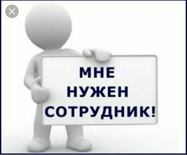 Требуется трудо любимый сатрудник! в Бишкек