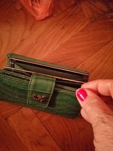 Novčanik, nekorišćen