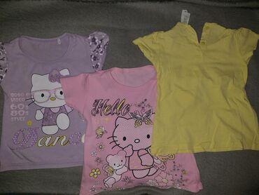 Majice za devojcice, velicina 86