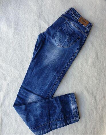 Nesal jeans - Srbija: Nesal jeans farmerke jednom obucene.  S velicina