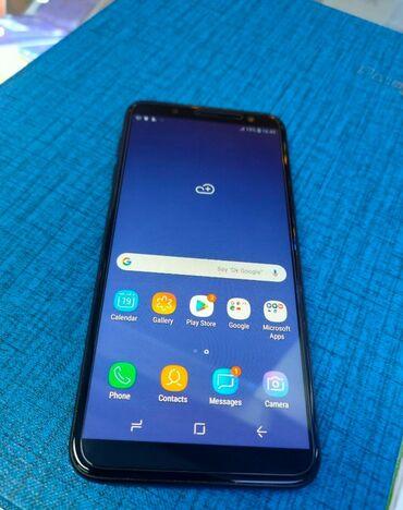 İşlənmiş Samsung Galaxy J6 2018 32 GB qara