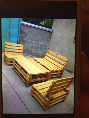 Продаю,делаю на заказ мебель из дерева. , в Бишкек