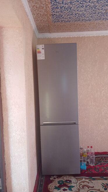 Электроника - Пригородное: Новый Двухкамерный | Серебристый холодильник Beko