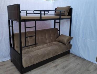 КроватьКровать-трансформерРазмеры 100х200 см Основание - металлический