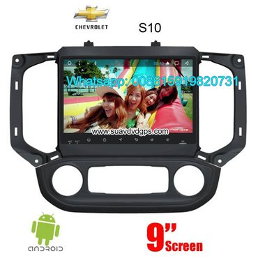 Chevrolet S10 2017 2018 radio android GPS navigation camera in Kathmandu