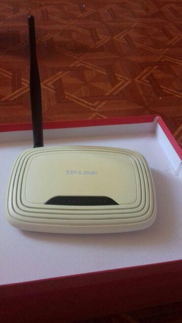 Модемы и сетевое оборудование в Кыргызстан: Роутер в хорошем состоянии .звоните