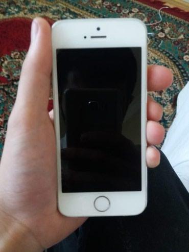 İPHONE 5S 16GB SATIRAM İDEAL VƏZİYYƏTDƏ!!! в Bakı