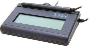 Материнские платы - Кыргызстан: Планшет для рукописного ввода графической информации Topaz SignatureGe