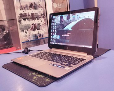Bakı şəhərində Toshiba Ultrabook - 320 manat - SATILIR - Əlaqə saxlamaq üçün -