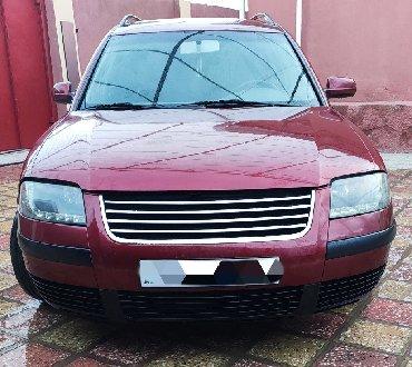 фольксваген пассат турбо в Азербайджан: Volkswagen Passat 2001