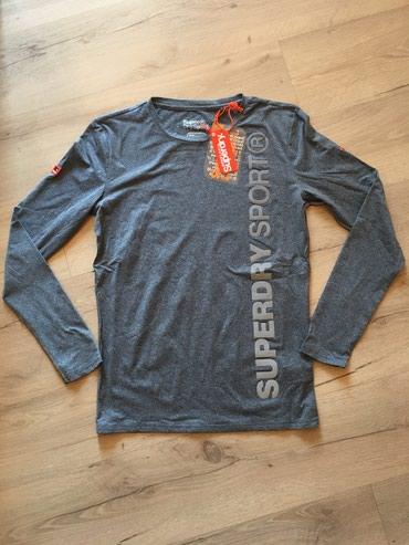 Original SuperDry sport majica,velicine M i XL. Moguca provera - Novi Sad