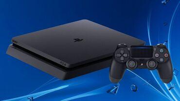 Продам либо обменяю на мощный системный блок: Sony PlayStation 4 slim