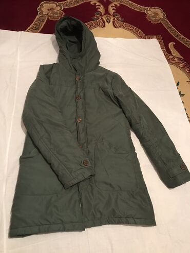 купить шины 175 70 r13 в Кыргызстан: Куртка на Зима оригинал 100% состояние отличное на рост 175- 181