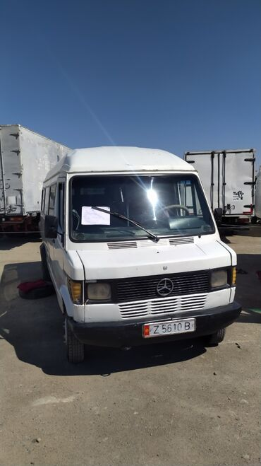 Транспорт - Ала-Тоо: Mercedes-Benz 3 л. 1990