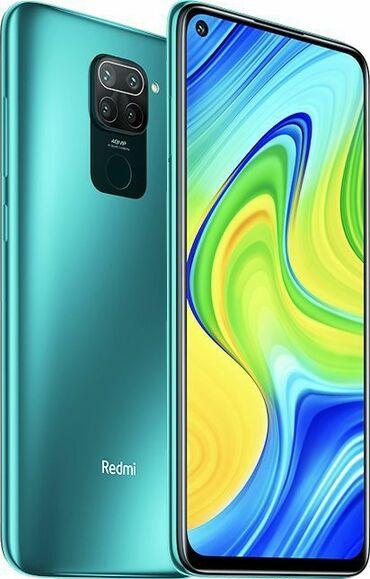 оптом мобильные аксессуары в Кыргызстан: Новый Xiaomi Redmi Note 9 64 ГБ Черный