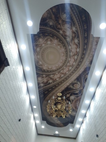Натижные потолки по 150 сомов.100% качество в Бишкек