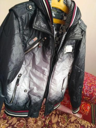 Мужские толстовки в Кыргызстан: Куртка мужская раз 48-50 новый, цена 1000 сом