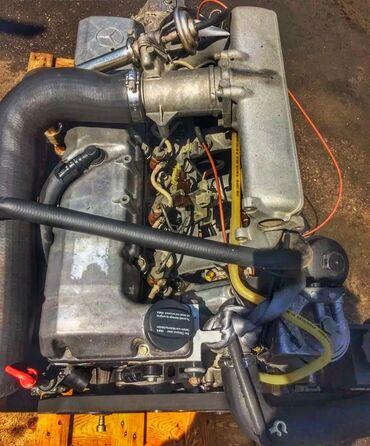 Моторы TDI 2.9 Mercedes sprinter с навесным и без навесного, с