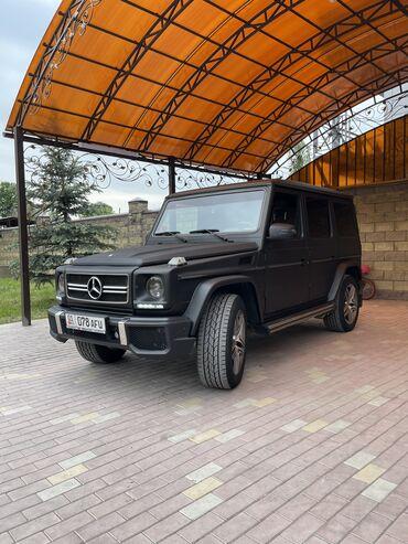 дизель форум бишкек недвижимость в Кыргызстан: Mercedes-Benz G-Class 4 л. 2003 | 230000 км