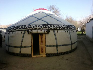 -Продаю юрту в Бишкек