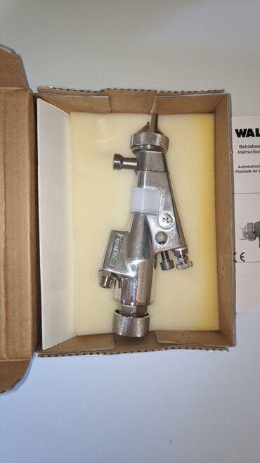 Farke original - Srbija: Na prodaju nov, nekorišćen pištolj za farbanje Walther Pilot WA XV