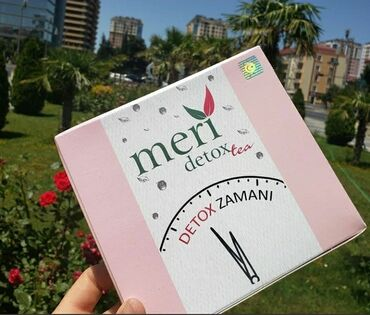 жидкое лезвие для педикюра в Азербайджан: Meri detoks. Arıqladıcı çay