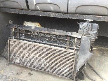титановые диски на мерседес спринтер в Азербайджан: Sprinter radiatr kullerle birlikde