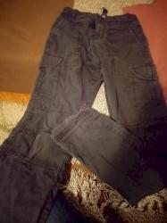 Dečije Farmerke i Pantalone | Zrenjanin: Decije pantalone sa dzepovima 14godina veličina