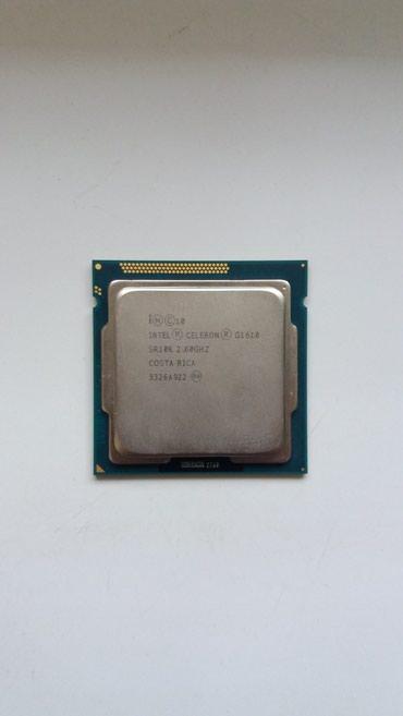 Мощный процессор Intel Celeron Dual Core G1610 2.6Ghz, в Бишкек
