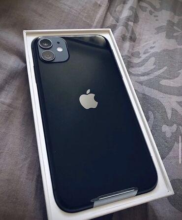Новый IPhone 11 128 ГБ Черный